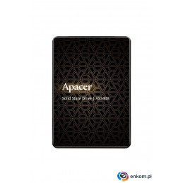 """Dysk SSD Apacer AS340X 480GB SATA3 2,5"""" (550/520 MB/s) 7mm"""