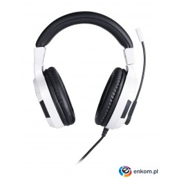 BIG BEN Stereo Gaming Headset do PS4 biały